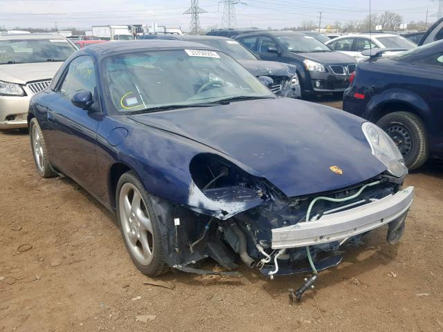 click here to view 2001 PORSCHE 911 CARRER at IBIDSAFELY