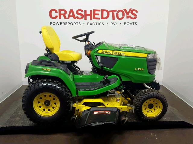 click here to view 2015 JOHN DEERE X739 at IBIDSAFELY