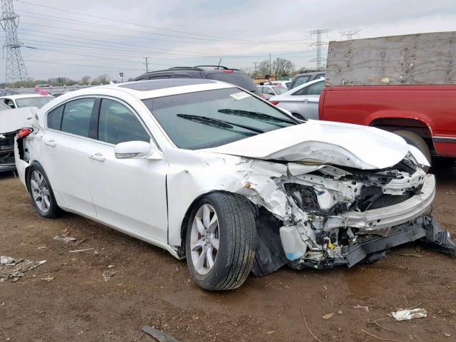 click here to view 2014 ACURA TL TECH at IBIDSAFELY