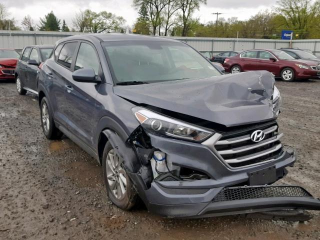 2018 Hyundai Tucson se 2.0. Lot 34460269 Vin KM8J2CA44JU805331