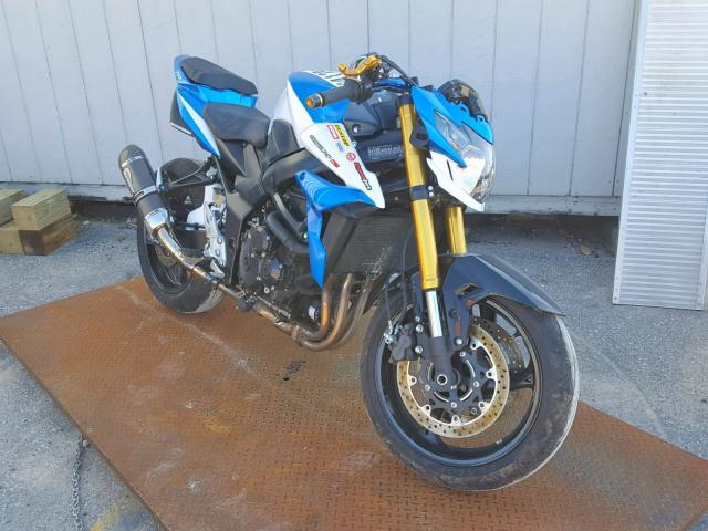 click here to view 2015 SUZUKI GSX-S750 at IBIDSAFELY