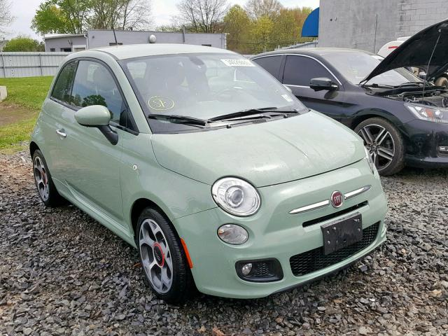 click here to view 2016 FIAT 500 SPORT at IBIDSAFELY