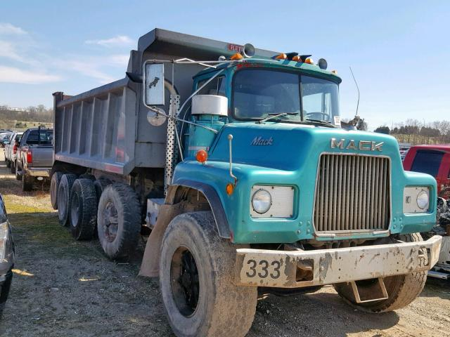 click here to view 1980 MACK DUMP TRUCK at IBIDSAFELY
