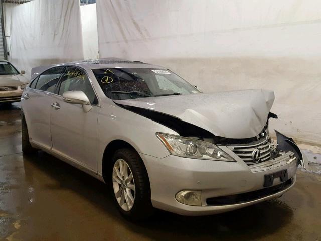 2010 Lexus Es 350 3.5. Lot 34498339 Vin JTHBK1EG8A2366419