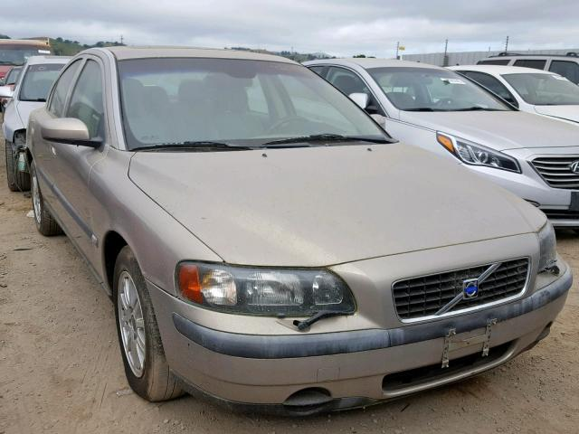 2004 Volvo S60 2.4. Lot 34135719 Vin YV1RS64A242411105