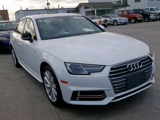 click here to view 2018 AUDI A4 PREMIUM at IBIDSAFELY