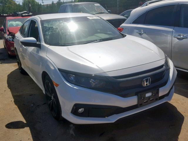 click here to view 2019 HONDA CIVIC SPOR at IBIDSAFELY