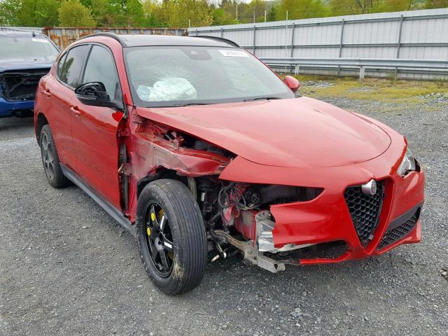 click here to view 2018 ALFA ROMEO STELVIO TI at IBIDSAFELY