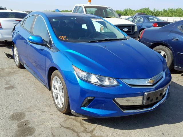 click here to view 2016 CHEVROLET VOLT LTZ at IBIDSAFELY