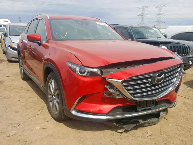 click here to view 2016 MAZDA CX-9 GRAND at IBIDSAFELY