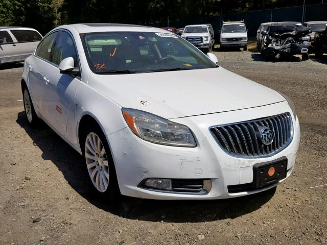 click here to view 2011 BUICK REGAL CXL at IBIDSAFELY