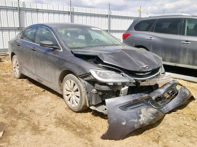 click here to view 2016 CHRYSLER 200 LX at IBIDSAFELY