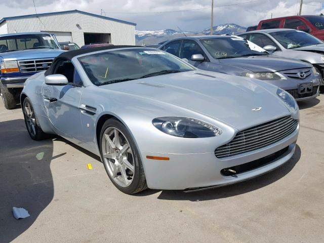 click here to view 2007 ASTON MARTIN V8 VANTAGE at IBIDSAFELY
