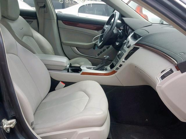 CADILLAC CTS PERFOR 2010