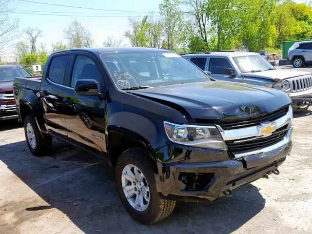 click here to view 2019 CHEVROLET COLORADO L at IBIDSAFELY