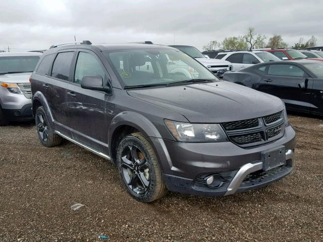 click here to view 2018 DODGE JOURNEY CR at IBIDSAFELY