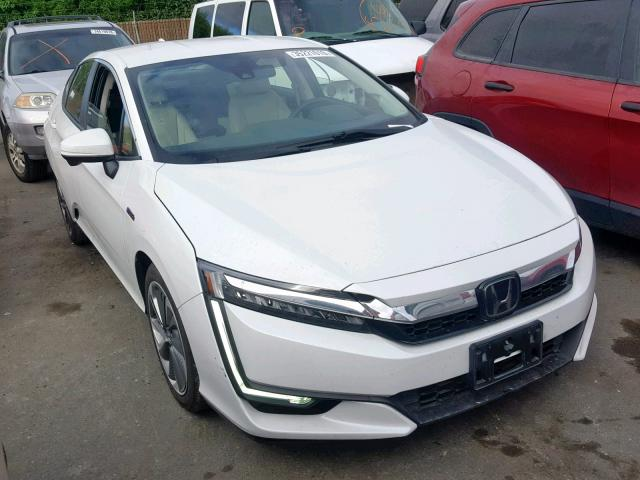 click here to view 2018 HONDA CLARITY TO at IBIDSAFELY