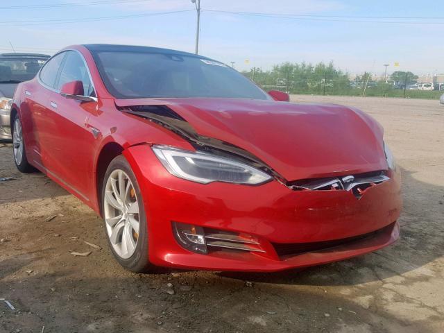 2016 Tesla Model s . Lot 34587349 Vin 5YJSA1E27GF133419