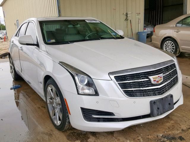 click here to view 2015 CADILLAC ATS LUXURY at IBIDSAFELY