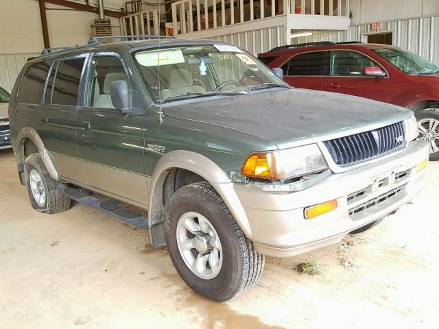 click here to view 1998 MITSUBISHI MONTERO SP at IBIDSAFELY