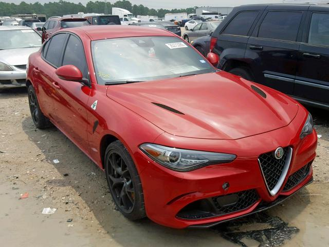 click here to view 2018 ALFA ROMEO GIULIA QUA at IBIDSAFELY