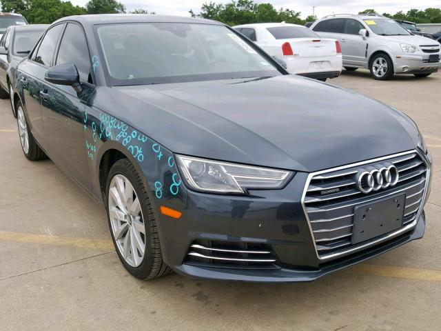 click here to view 2017 AUDI A4 PREMIUM at IBIDSAFELY