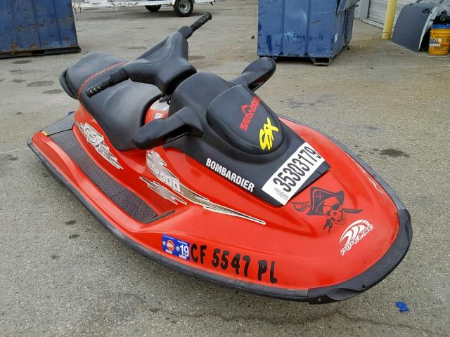 click here to view 1999 BOMBARDIER SEADOO at IBIDSAFELY
