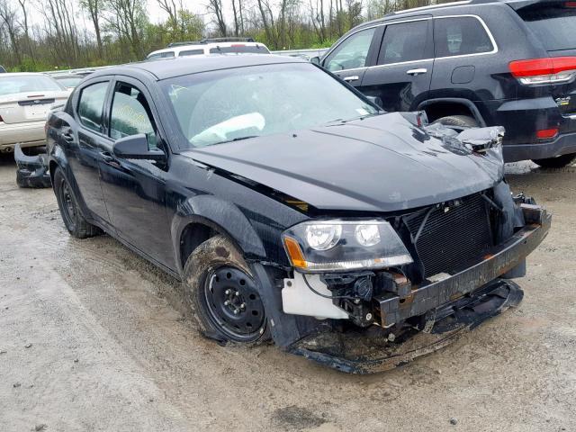 2013 Dodge Avenger se 3.6. Lot 36043689 Vin 1C3CDZAG1DN748786
