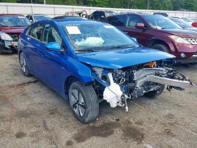 click here to view 2017 HYUNDAI IONIQ BLUE at IBIDSAFELY