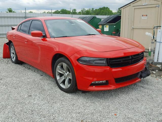 click here to view 2017 DODGE CHARGER SX at IBIDSAFELY