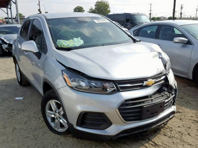 click here to view 2019 CHEVROLET TRAX LS at IBIDSAFELY