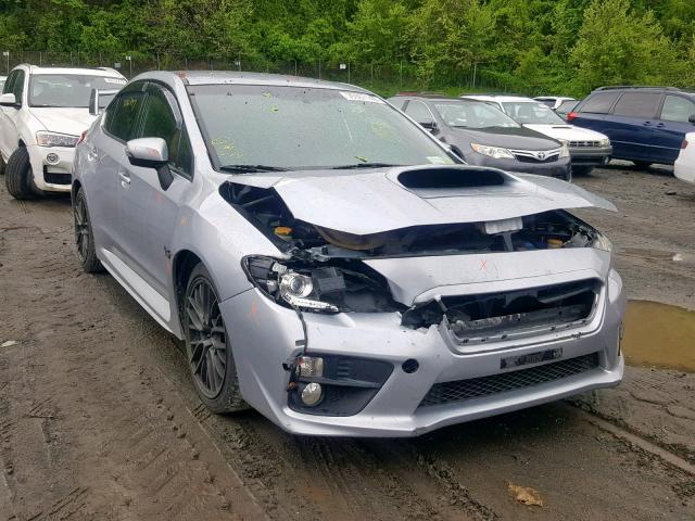 2015 Subaru Wrx sti 2.5. Lot 35967149 Vin JF1VA2L63F9807220