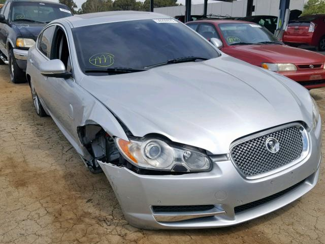 click here to view 2010 JAGUAR XF SUPERCH at IBIDSAFELY