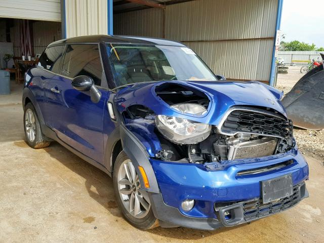 click here to view 2014 MINI COOPER S P at IBIDSAFELY