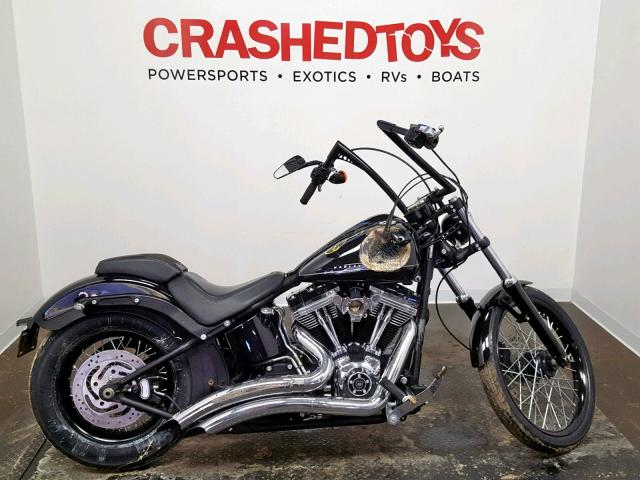 click here to view 2011 HARLEY-DAVIDSON FXS at IBIDSAFELY