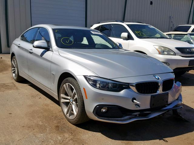 click here to view 2018 BMW 430XI GRAN at IBIDSAFELY
