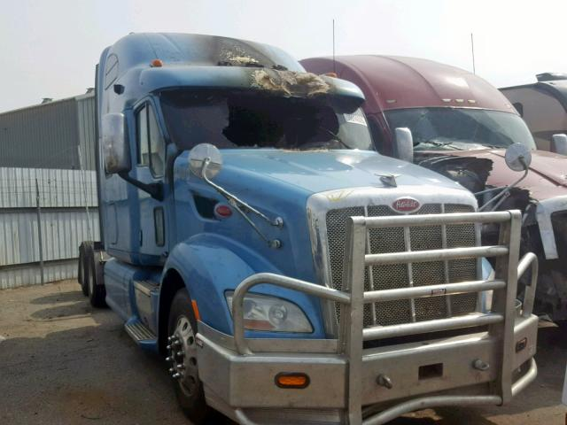 click here to view 2013 PETERBILT 587 at IBIDSAFELY