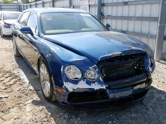 click here to view 2016 BENTLEY FLYING SPU at IBIDSAFELY