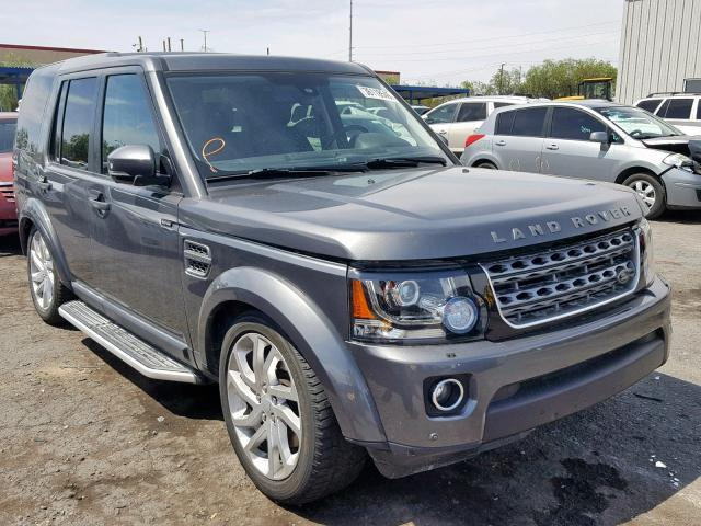 click here to view 2016 LAND ROVER LR4 HSE at IBIDSAFELY