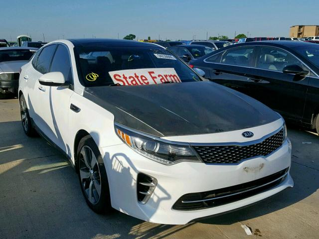 click here to view 2016 KIA OPTIMA SX at IBIDSAFELY