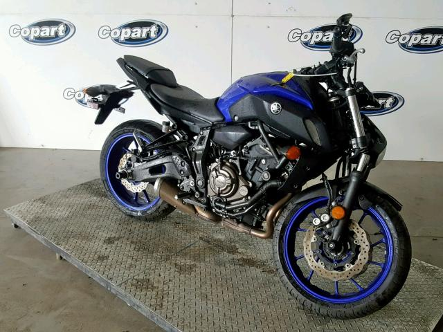 click here to view 2018 YAMAHA MT07 C at IBIDSAFELY
