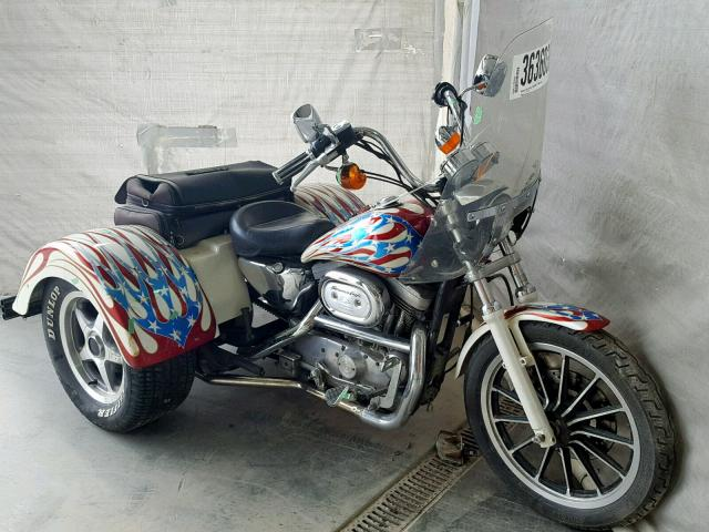 click here to view 1998 HARLEY-DAVIDSON XL1200 at IBIDSAFELY