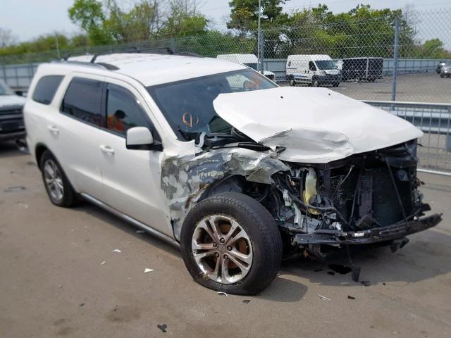 2011 Dodge Durango cr 3.6. Lot 35761979 Vin 1D4RE4GG7BC635045