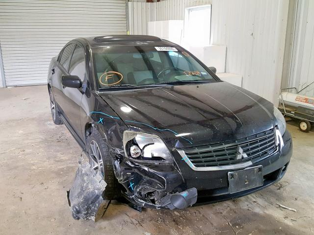 click here to view 2009 MITSUBISHI GALANT SPO at IBIDSAFELY
