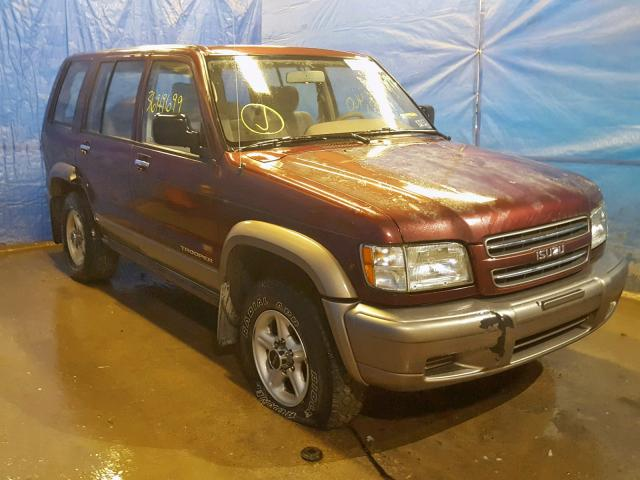 click here to view 2001 ISUZU TROOPER S at IBIDSAFELY