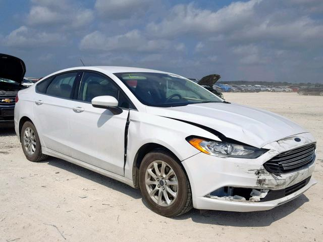 click here to view 2017 FORD FUSION S at IBIDSAFELY
