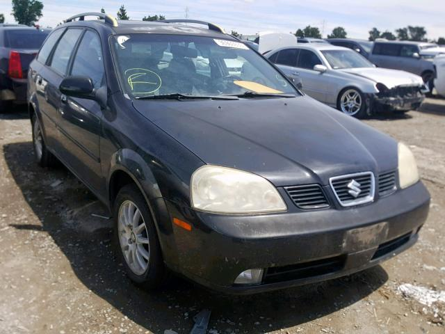 click here to view 2005 SUZUKI FORENZA LX at IBIDSAFELY