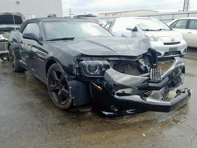 click here to view 2011 CHEVROLET CAMARO 2SS at IBIDSAFELY