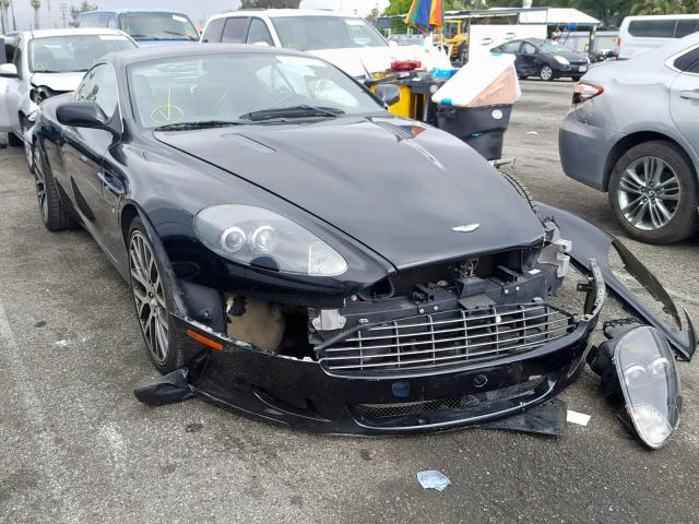 click here to view 2005 ASTON MARTIN DB9 at IBIDSAFELY