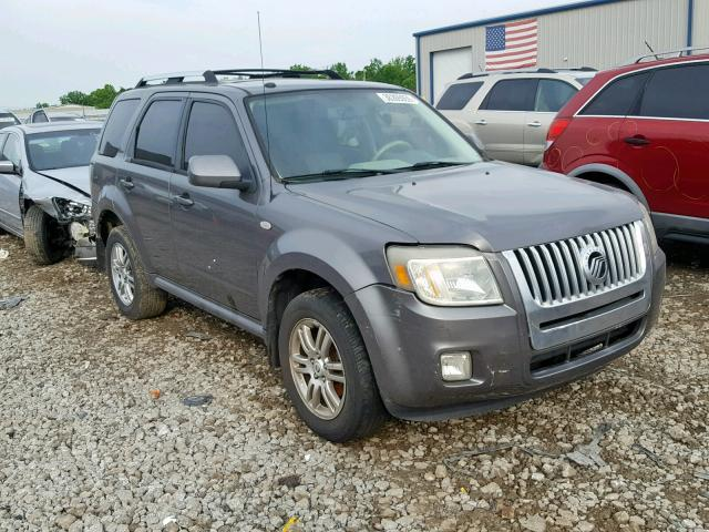 click here to view 2009 MERCURY MARINER PR at IBIDSAFELY